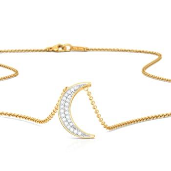 Galaxy Glam Diamond Necklaces