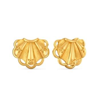 Frilltastic Gold Earrings