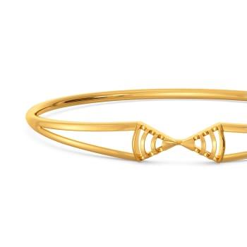 Parisian Passion Gold Bangles