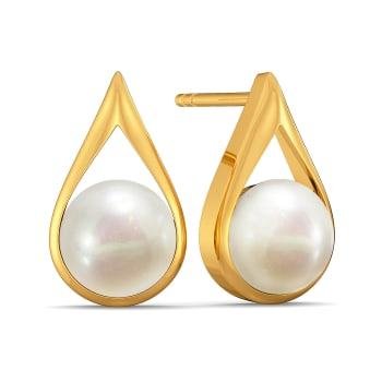 Dot the Pearl Gemstone Earrings