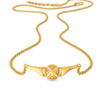 Bermuda Basics Gold Necklaces