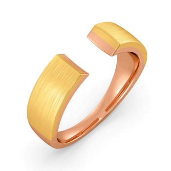 Safari Explorer Gold Rings