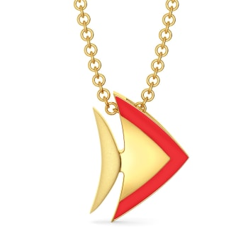 Water wonder Gold Pendants