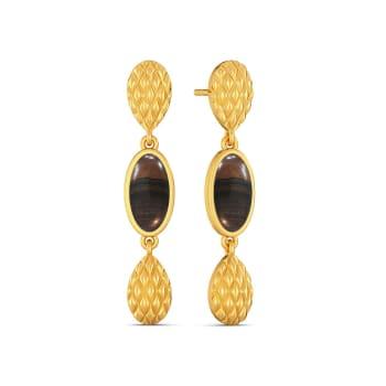 Rattle Tattle Gemstone Earrings