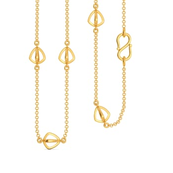Tangle Trials Gold Chains