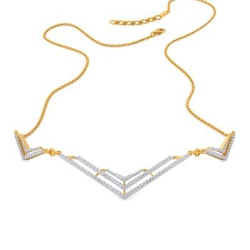 Vision Parisian Diamond Necklaces