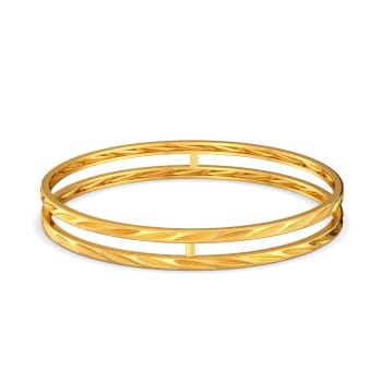 Palmetto  Gold Bangles