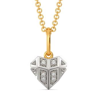 Crush O Check Diamond Pendants