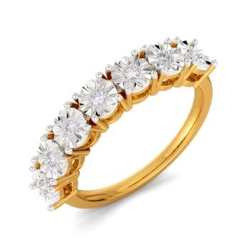 Glitz Glory Diamond Rings