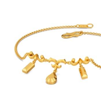 Mystery Dolls Gold Bracelets