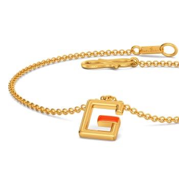 Glow Show Gold Bracelets
