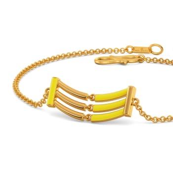 Early Edits Gold Bracelets