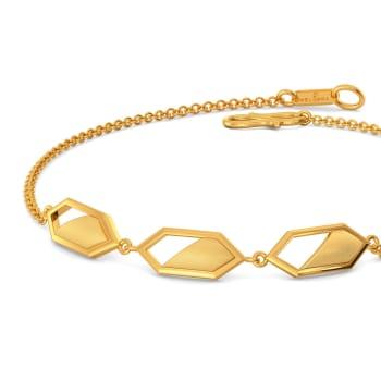 Slay it Subtly Gold Bracelets