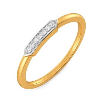 Minimal Musings Diamond Rings