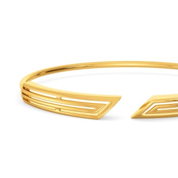 Femme de Paris Gold Bangles