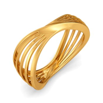 Tales of Juliet Gold Rings