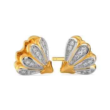 The Wilderness Diamond Earrings