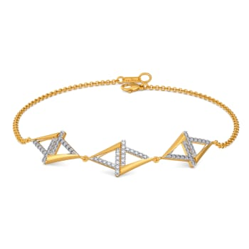 Power Packed Diamond Bracelets