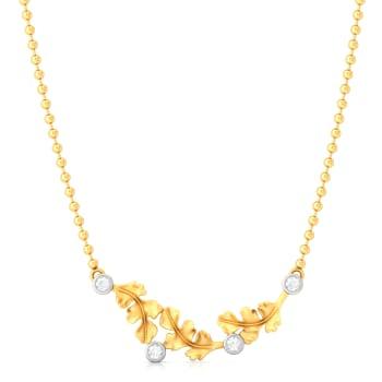 Spring Oak Gemstone Necklaces