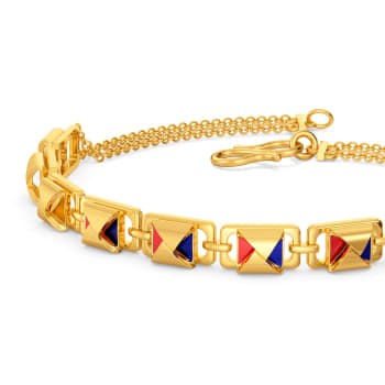 Preppy Revived Gold Bracelets