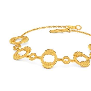 Ring-A-Ding Gold Bracelets