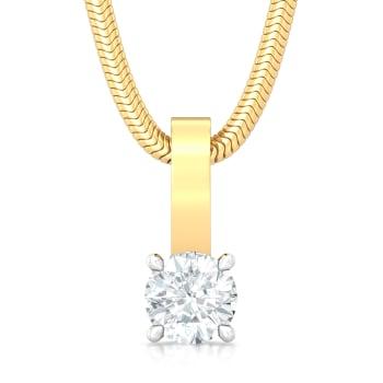 One Love Diamond Pendants