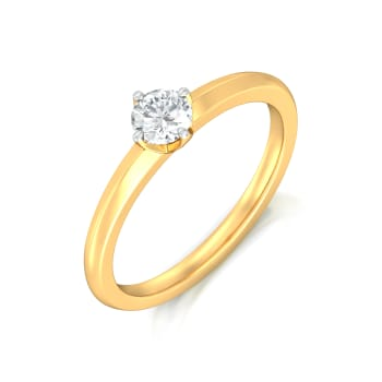 Ice, Ice Baby Diamond Rings