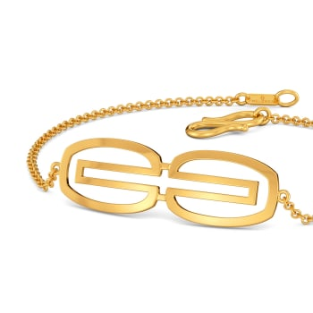 Mega Mod Gold Bracelets