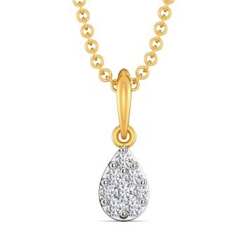 Dream Drops Diamond Pendants
