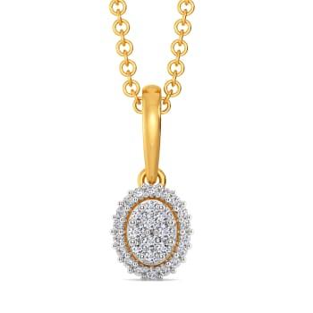 Mod Mystery Diamond Pendants
