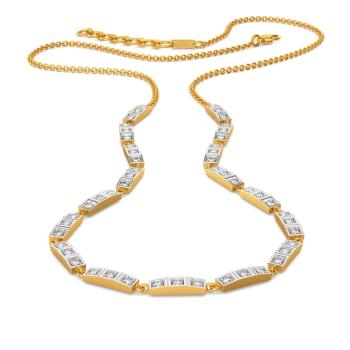 Brunch O Box Diamond Necklaces