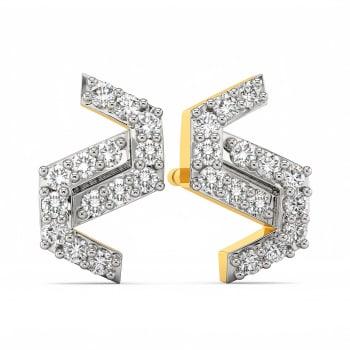 Suit Sophistiquee Diamond Earrings