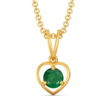 Jade of my Heart Gemstone Pendants