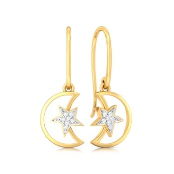 Celestelle Diamond Earrings