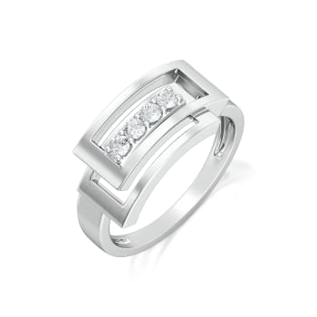 Perfect Intersect Diamond Rings