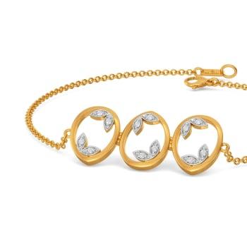Poetic Paradigm  Diamond Bracelets