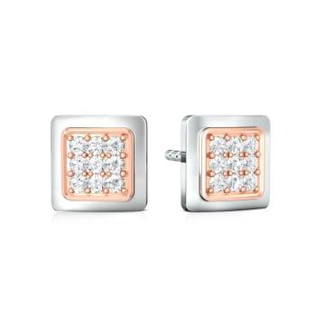 Lasting Impression Diamond Earrings