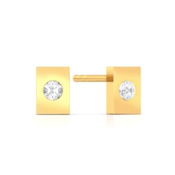 Timeless Trend Diamond Earrings
