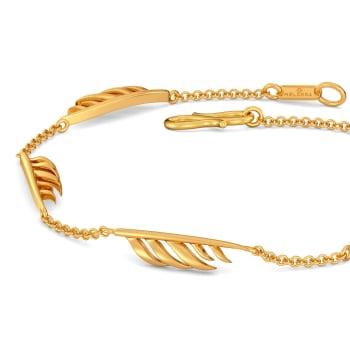 Plume Play Gold Bracelets