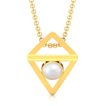 Knots & Crosses Gemstone Pendants
