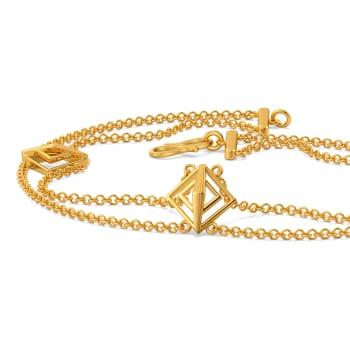 Parisian Power Gold Bracelets