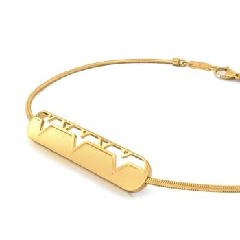 Interlace Gold Bracelets