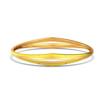 Mellow Yellow Gold Bangles