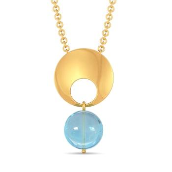 Do The Blue Gemstone Pendants