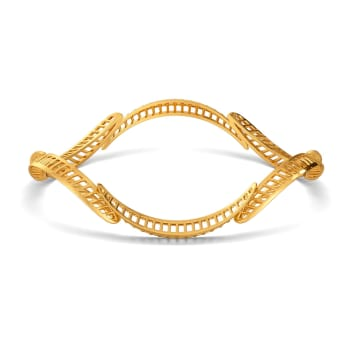 Fantasy Finds Gold Bangles