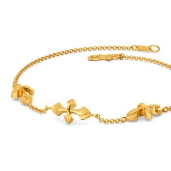 Glamour Armour Gold Bracelets