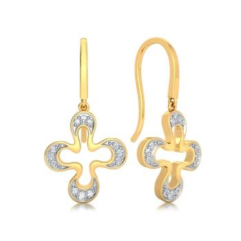 The Romantics Diamond Earrings
