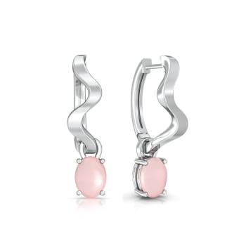 Zigzagger Gemstone Earrings