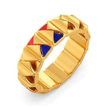 Preppy Revived Gold Rings