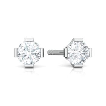 Viva Forever Diamond Earrings